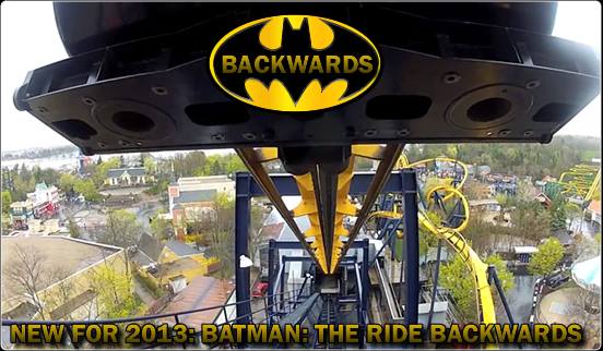 Batman Backwards Video!
